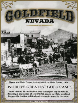 Goldfield Walking Tour Booklet