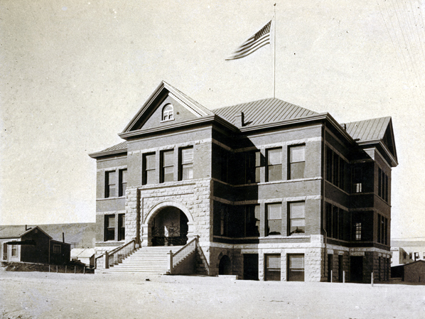 Goldfield High School 1907